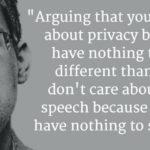 PST, Edward Snowden twittert