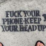 Fuck puhelimesi – Pidä pääsi pystyssä!