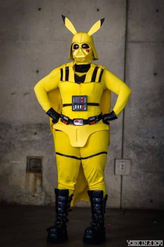 Darth Pikachu