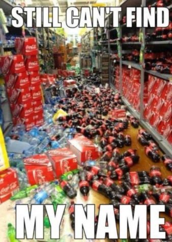 Damn, I can not find my name!