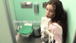 Glamourös kacken: Werbespot eines WC-Dienstleisters