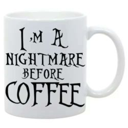 Nightmare before Coffee