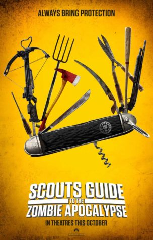 Scouts Guide to the Zombie Apocalypse - Poster