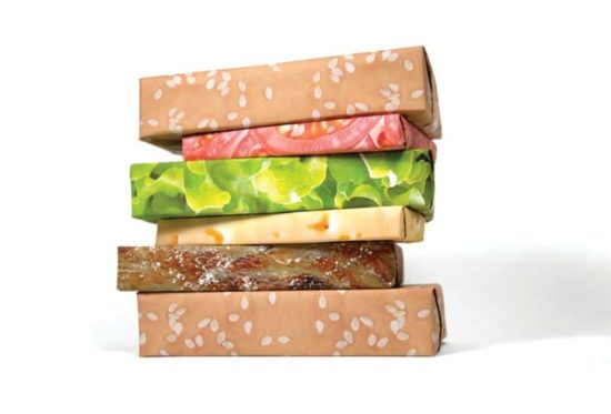 Cheeseburger Papel de Embrulho