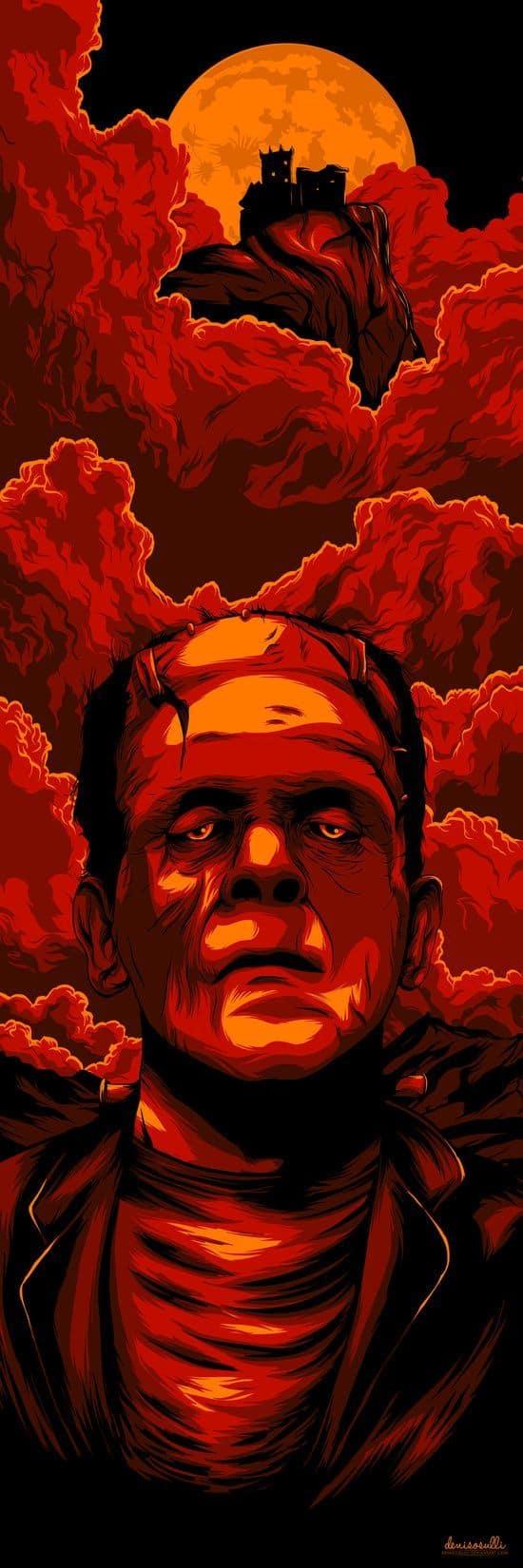 Frankenstein von Denis O'Sullivan