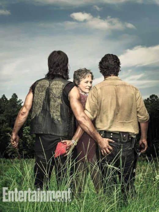 The Walking Dead Staffel 6 Diese Hauptcharaktere Sterben Und Sehen