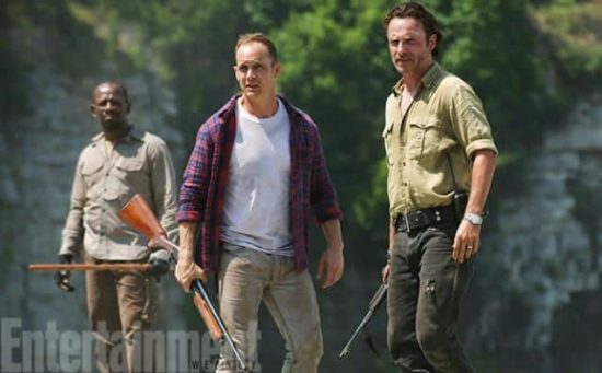 The Walking Dead Staffel 6: Estes personagens principais morrer e vemos finalmente Negan?