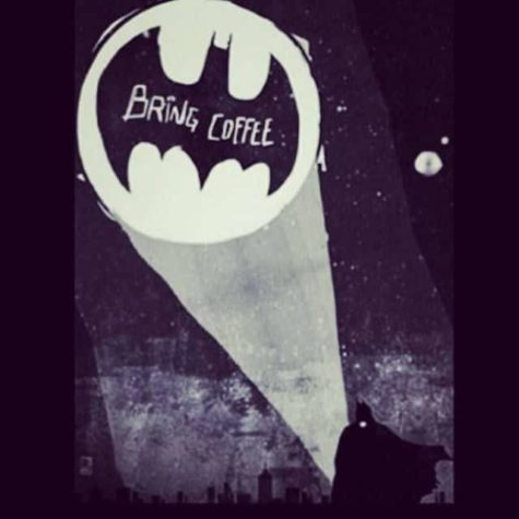 Batman-: Bring Coffee!
