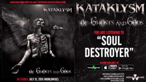 DBD: Sielu Destroyer - Kataklysm