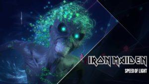 DBD: Speed Of Light - Iron Maiden