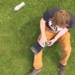 Enviar hierba por aviones no tripulados