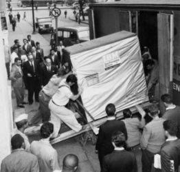 5 MB Festplatte im Jahr 1956