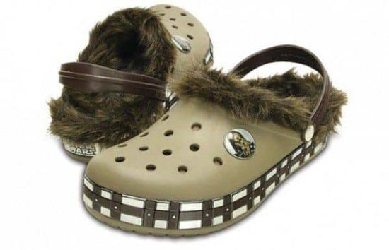 Chewbacca Crocs