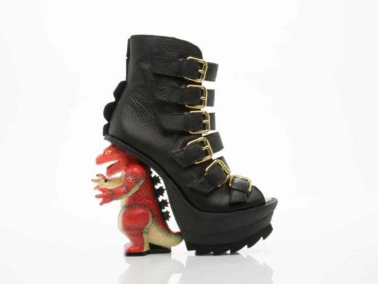 -Godzilla-High Heels