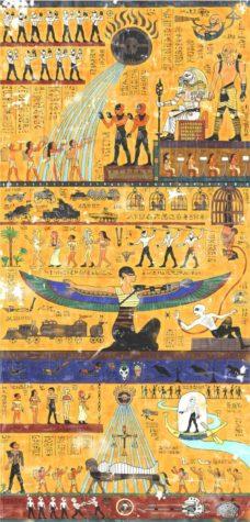 Mad Max: Fury Road perfekt per Hieroglyphen dargestellt