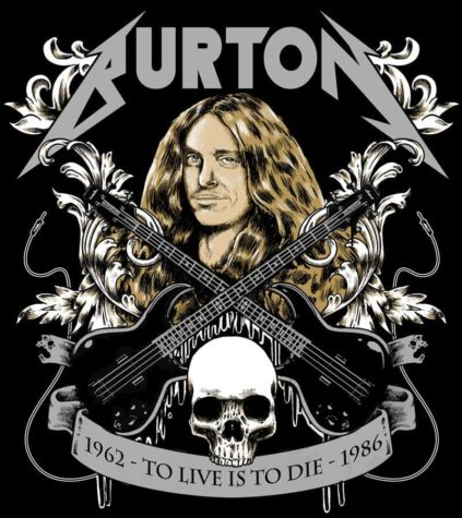 Rip Cliff Burton Dravens Tales From The Crypt