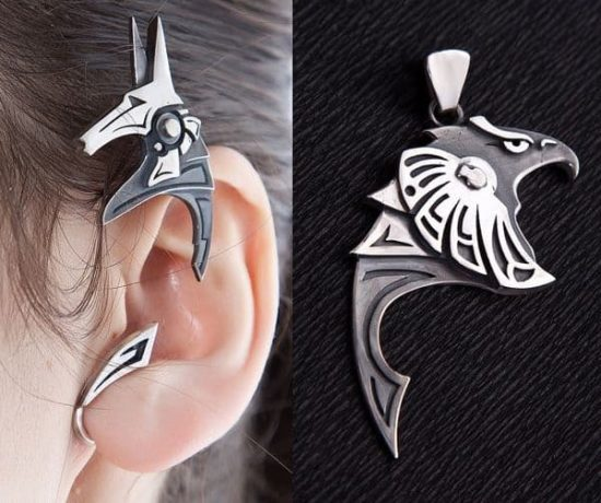 Fantastic Stargate inspired jewelry