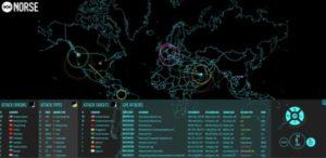 Globaler Cyber-Krieg in Echtzeit