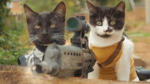 Apokatzlypse: Katzen gegen Zombies