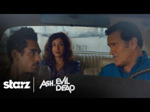 Ash Vs. Evil Dead: A Reluctant Hero and His Crew