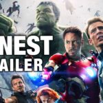 Avengers: Age of Ultron Honest Trailers
