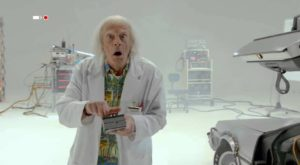 Volta para o Futuro: Doc Brown salva o mundo - TRAILER