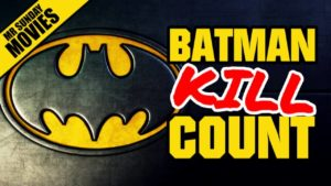 Batman Kill Count