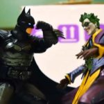 Batman vs Joker stop-motion