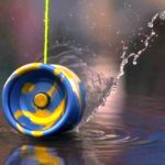 Coole Yoyo-Tricks i slowmotion