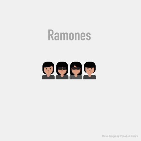 Emojis of popular bands and musicians