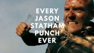 Jokainen Jason Statham Punch. koskaan.