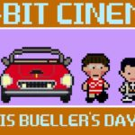 Ferris Bueller dag som en 8-bitars video game