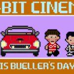 Ferris Bueller's Day as an 8-bit video game