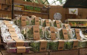 Growing Underground: Ackerbau unter London's Strassen