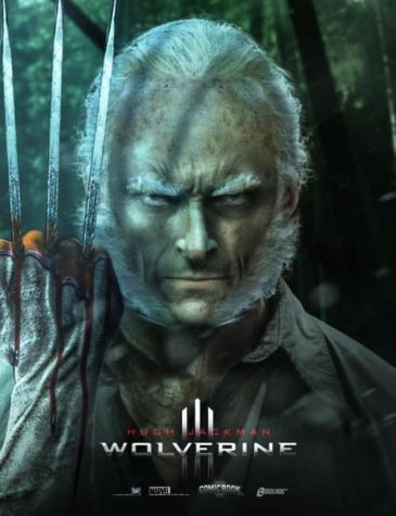 Hugh Jackman as a superhero Wolverine in Greis 3