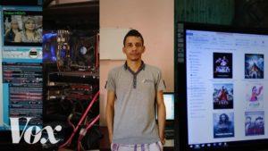 In Kuba funktioniert illegales Filesharing ganz ohne Internet