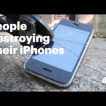 iPhone Destruction Supercut