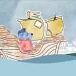 Capitaine Barbe-Bleue et les sacs bruns