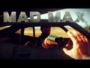 Mad Max Game Launch Trailer