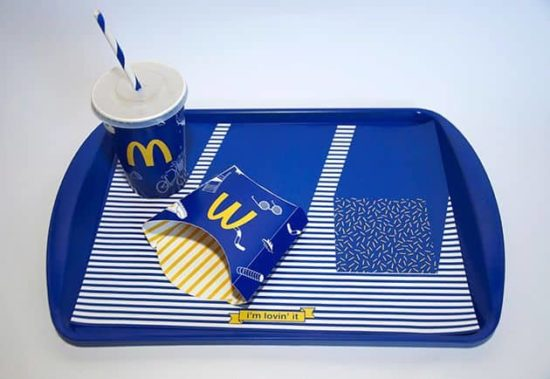 McDonald's Bueller