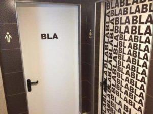 Äskettäin wc