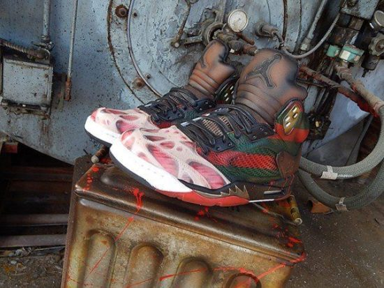 A Nightmare on Elm Street Air Jordans