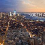 América do Norte 4K