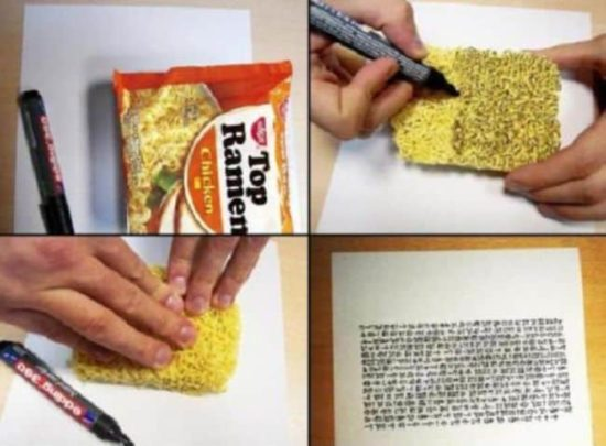 How to learn Chinese with Ramen Noodles