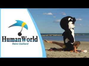 Remi Gaillard: Human World