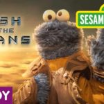 Sesame Street: Nosh of the Titans
