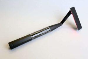 Skarp: Dieser Laser-Rasierer wird die herkömmliche Klinge bald ablösen
