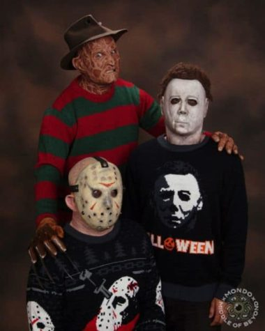 Slasher Sweaters: Sweaters for Freddy, Jason and Michael