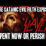 "Slayer: ""Repentless""-Clip är ""ren satanisk ont ​​filth"""