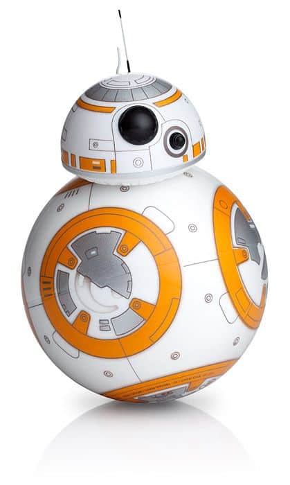 star wars: BB-8 Smartphone kontrollert for salg